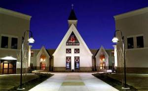 Central Church, Collierville, TN