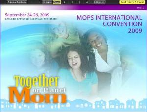 MOPS Convention 2009